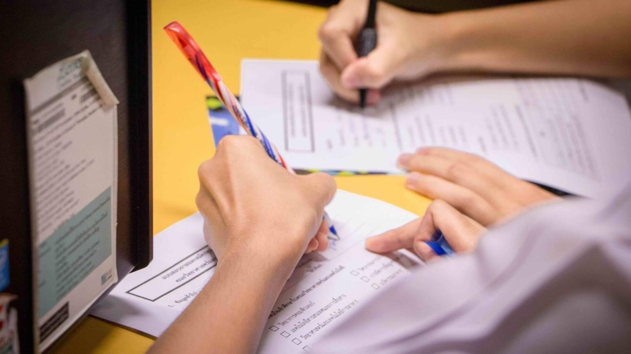 anmeldung document forms berlin address registration