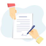 german speaking paperwork help
