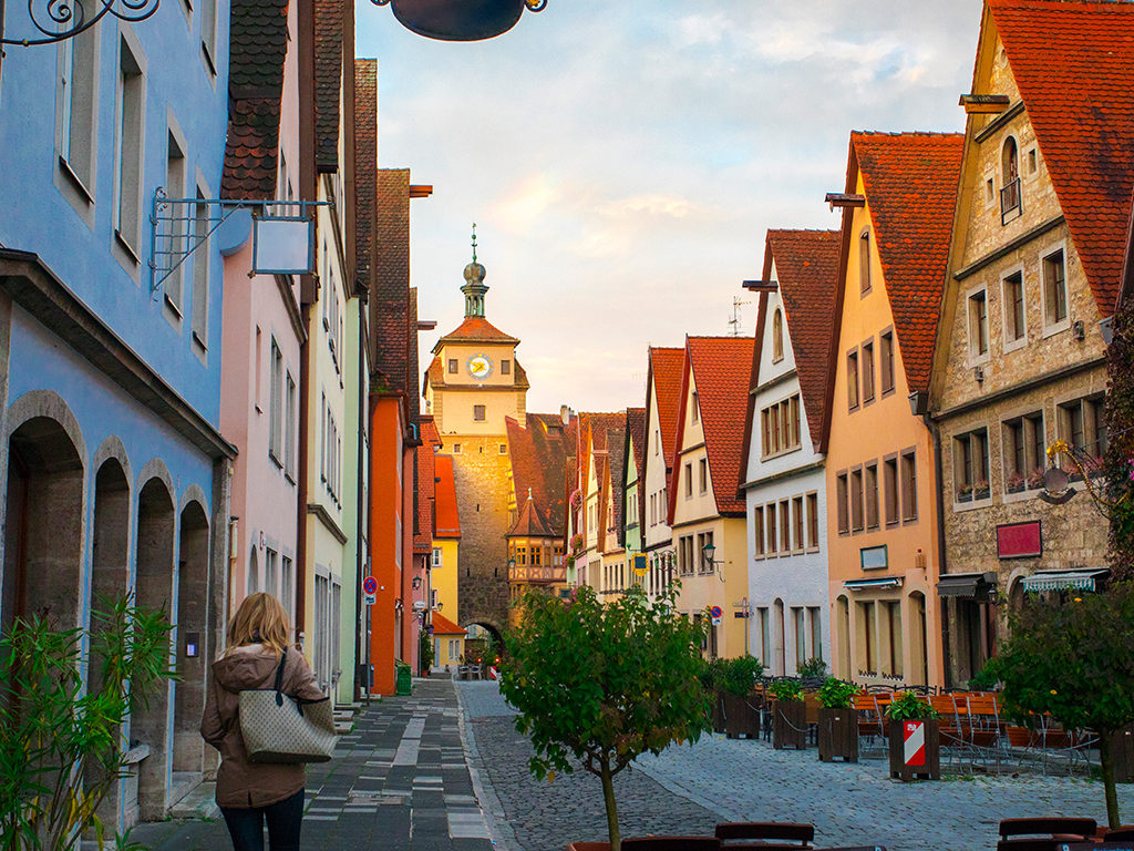 Rothenburg-Best Places to Visit in Germany in 2021