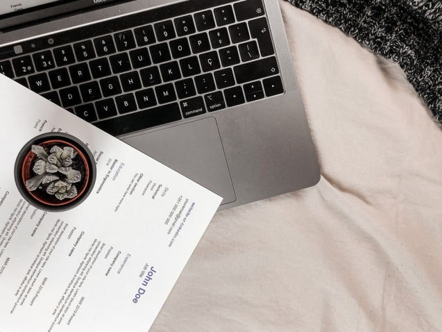 How to write a German CV